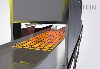 Conveyor Heating